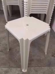 Atacado de mesa plastica