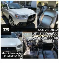 ASX 4x2 2.0 2012 - 2012