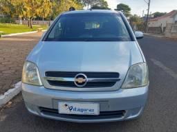 Chevrolet meriva premium 1.8 2008 prata - 2008