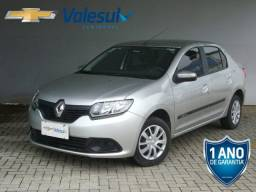 RENAULT LOGAN 1.6 16V SCE FLEX EXPRESSION 4P MANUAL - 2017