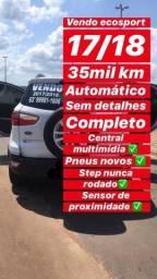 Ecosport 17/18 Automático - 2017