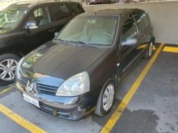 Clio Aut 1.0 2008 4P - 2008