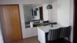 Apartamento com 3 dormitórios à venda, 96 m² por r$ 565.000 - campestre - santo andré/sp