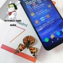 Celular Xiaomi Redmi 7 64GB 3GB Ram/Versao global/Somos Loja/6 meses de garantia