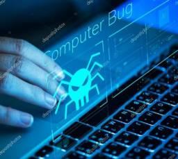 Formatação de tablet, Notebook, Computador
