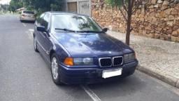 BMW 316i 1.9 2000/2000 azul montreal automática teto solar versão exclusiva! - 2000