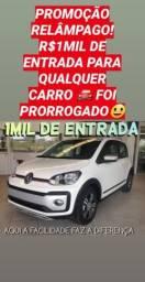Recuse IMITAÇÕES! R$1ML DE ENTRADA(UP CROSS ANO 2016 COMPLETO)SÓ NA SHOWROOM AUTOMÓVEIS