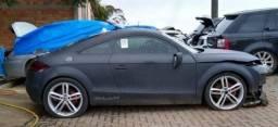Sucata Audi tt 15 para retirada de peças
