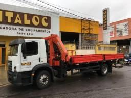 Locação Caminhão munck (toco)