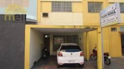 Sala para alugar, 168 m² por R$ 1.000,00/mês - Bosque - Presidente Prudente/SP