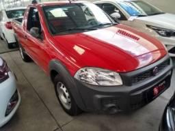 Fiat Strada Hard Work 1.4 CS Flex 2018/2019 Completo