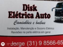 Eletricista , diesel linha pessada