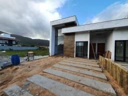 Casa térrea no Loteamento Pedra Branca em Garopaba/SC