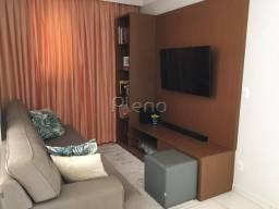 Apartamento à venda com 3 dormitórios em Parque brasília, Campinas cod:AP026080