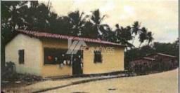 Casa à venda com 3 dormitórios em Passagem i / bacabei, Humberto de campos cod:571329