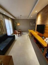 Apartamento à venda com 2 dormitórios em Jardim tarraf ii, São josé do rio preto cod:6157