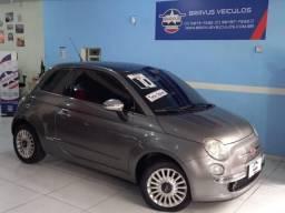 Fiat 500 2010 1.4 lounge 16v gasolina 2p manual