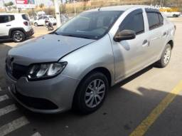 RENAULT LOGAN 1.0 AUTHENTIQUE 16V FLEX 4P MANUAL