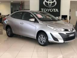 Toyota Yaris 1.5 XL Plus Connect CVT 4P