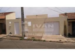 Casa à venda com 2 dormitórios em Mansour, Uberlândia cod:27611