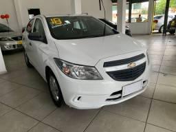 Chevrolet ônix 2018 + GNV (Único Dono, entrada + 48x 678,00)