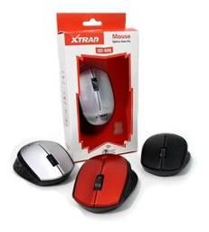 Mouse Sem Fio Para Computador Xtrad XD-607