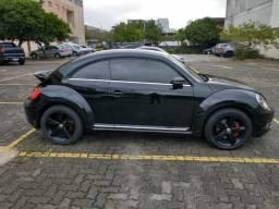 Volkswagen Fusca 2.0 Automático Tsi Preto 2014 Excelente estado só 51000 kms