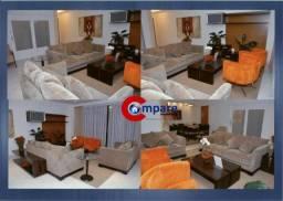 Apartamento com 3 dormitórios para alugar, 148 m² por R$ 3.500/mês - Vila Rosália - Guarul