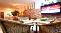 Apartamento à venda com 1 dormitórios em Copacabana, Caraguatatuba cod:V15024AP