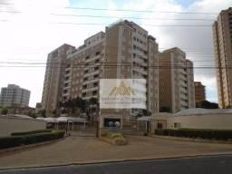 Apartamento com 2 dormitórios para alugar, 53 m² por R$ 1.100/mês - Jardim Palma Travassos