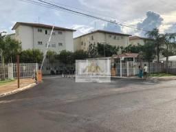 Apartamento com 2 dormitórios à venda, 48 m² por R$ 140.000,00 - Quintino Facci II - Ribei