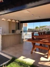 Apartamento com 2 dormitórios para alugar, 42 m² por R$ 700,00/mês - Bonfim Paulista - Rib