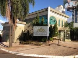 Sobrado com 6 dormitórios para alugar, 500 m² por R$ 15.000,00/mês - Jardim América - Ribe