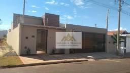 Casa com 3 dormitórios à venda por R$ 500.000 - Jardim das Acácias - Cravinhos/SP