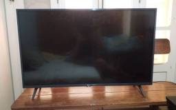 Smart TV LED 43 polegadas LG ThinQ AI Full HD HDR 43LM6300PSB