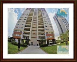 Apartamento de 69m2 2qts na Ponta Negra andar alto