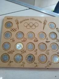 Coleção das olimpíadas