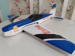 Kit Aeromodelo Extra 300 , cortes isopor na CNC