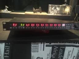 Rack Pré-amp Mesa Boogie Valvulado Program. Triaxis Guitarra
