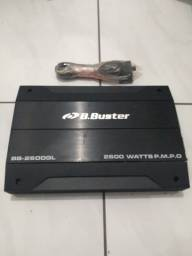 Módulo Buster BB-2600 GL 4CH 2600W