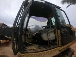 Peças usadas para escavadeira