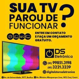 Conserto especializado de TV