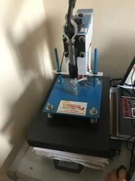 Prensa Plana Compacta print e Impressora Sublimatica Epson