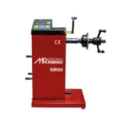 Balanceadora manual de rodas 10 a 24 polegadas - 220v - ribeiro