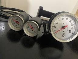 Contagiros manometros cromomac relogios turbo