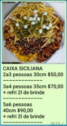 Disk lanches Alexandre
