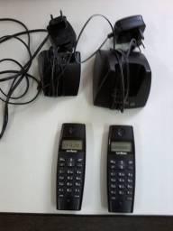 Telefones sem fio intelbrás