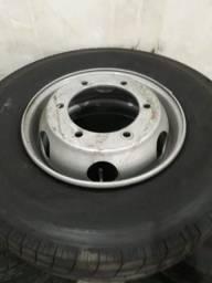 Rodas original para caminhão 3/4 215/75 R17,5 e 235/75 R17,5  Accelo 1016, VW/  Mercedes
