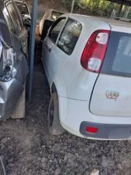 Sucata Fiat Uno Vivace 1.0 2014 2 portas