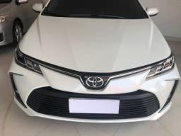 Corolla 2020 xei 3000km branco pérola 99765.0302/99682.4446